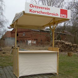 Promotionstand i1.5 SPD